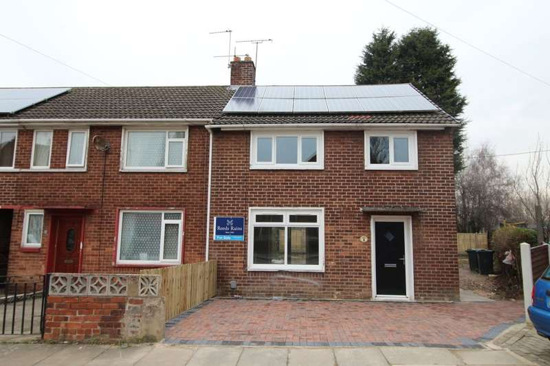 3 Bedrooms Semi Detached House for sale in Moordale View, Rawmarsh, Rotherham, S62