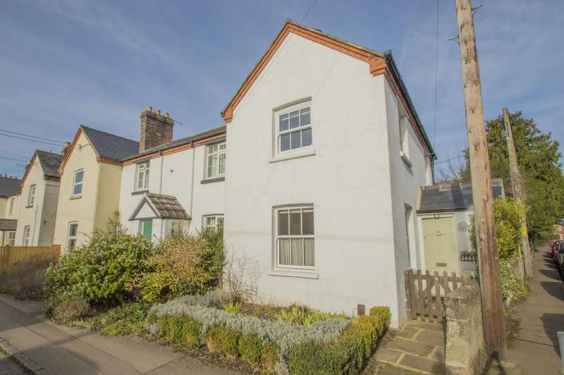 2 Bedrooms End Of Terrace House for sale in Egerton Road, Wallingford, OX10