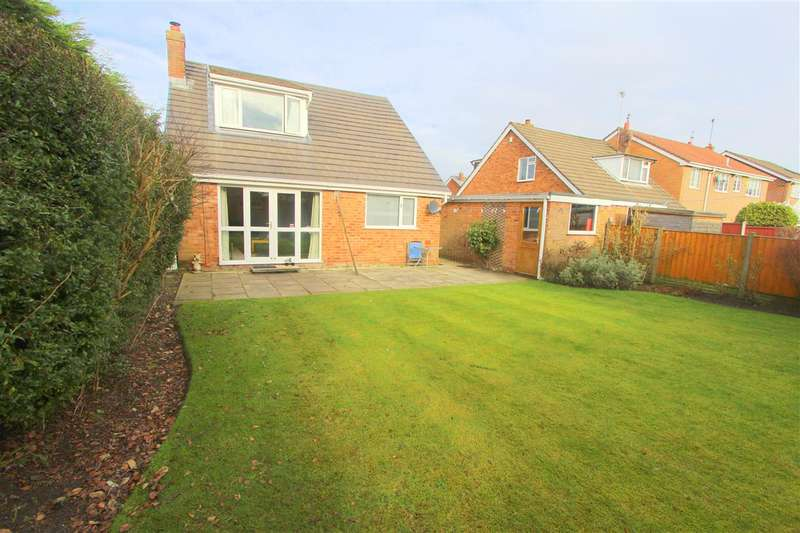 3 Bedrooms Detached House for sale in Teynham Avenue, Knowsley, Knowsley Village, Liverpool