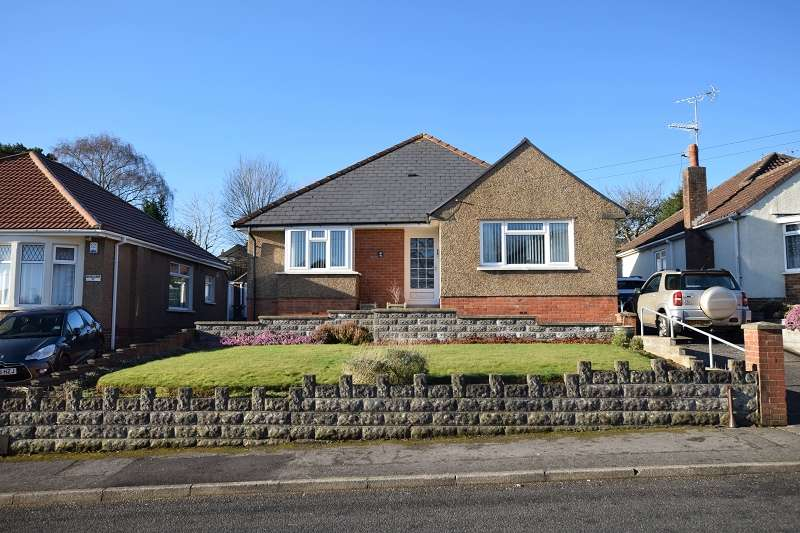 4 Bedrooms Detached Bungalow for sale in Wenallt Road, Rhiwbina, Cardiff. CF14 6TP