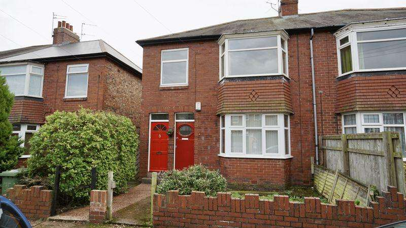 3 Bedrooms Apartment Flat for sale in Sackville Road, Heaton