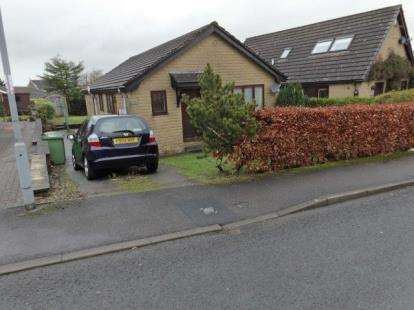 3 Bedrooms Bungalow for sale in Leyland Close, Trawden, Colne, Lancashire, BB8