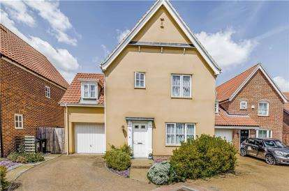 3 Bedrooms Detached House for sale in Soham, Ely