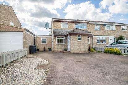 4 Bedrooms Semi Detached House for sale in Hardwick, Cambridge, Cambridgeshire