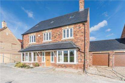 6 Bedrooms Detached House for sale in Victoria Heights, Melbourn, Hertforshire