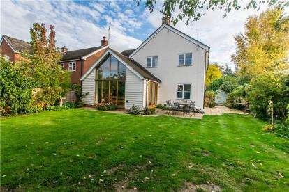 4 Bedrooms Detached House for sale in Littlebury, Saffron Walden, Essex