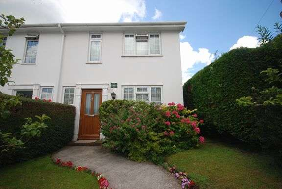 2 Bedrooms Semi Detached House for sale in Church Street, Sidford