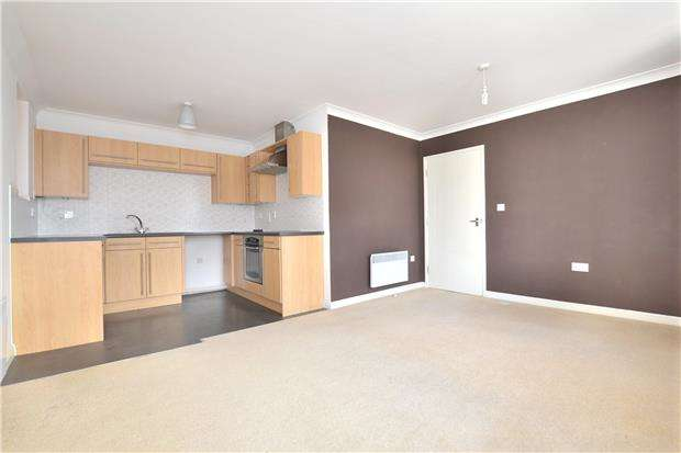 2 Bedrooms Flat for sale in Pillowell Drive, GLOUCESTER, GL1 3LZ