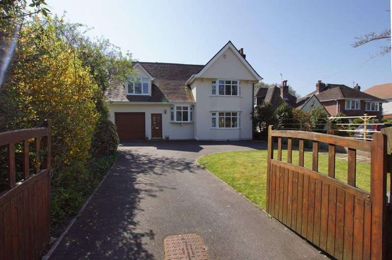5 Bedrooms Detached House for sale in Danecourt Road, Lower Parkstone, Poole