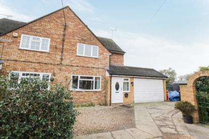 2 Bedrooms Semi Detached House for sale in Nelson Road, Dagnall, Berkhamsted, Hertfordshire