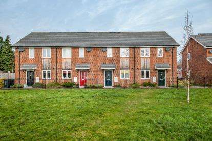 2 Bedrooms Terraced House for sale in Eden Drive, Hemel Hempstead, Hertfordshire, .