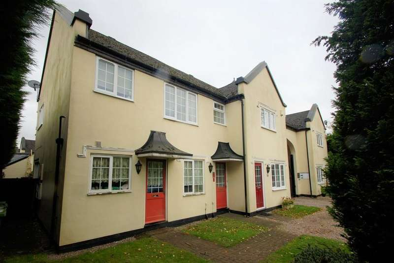 1 Bedroom Ground Flat for sale in Paget Mews, Anglesey Street, Hednesford