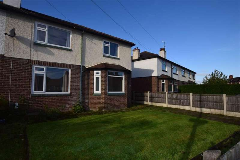 3 Bedrooms Semi Detached House for sale in Harboro Road, Sale, M33