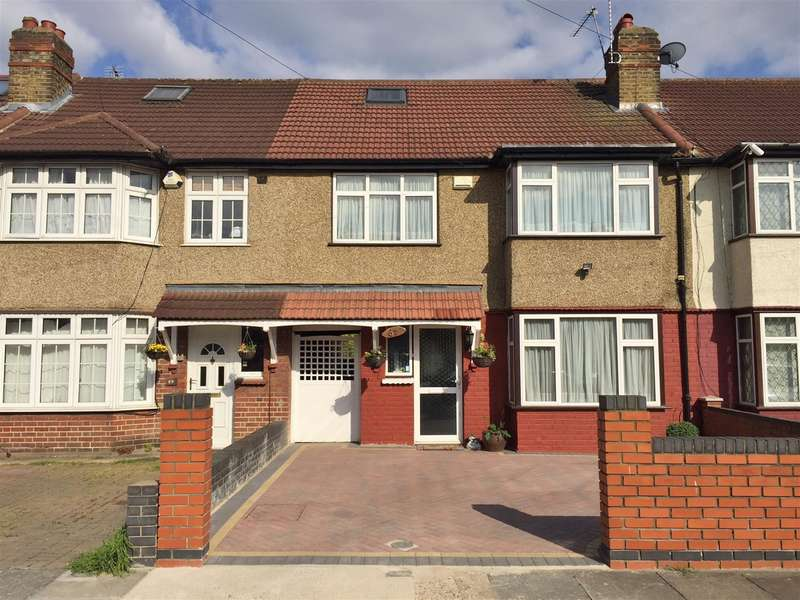 4 Bedrooms Terraced House for sale in Ash Grove, Hounslow, TW5