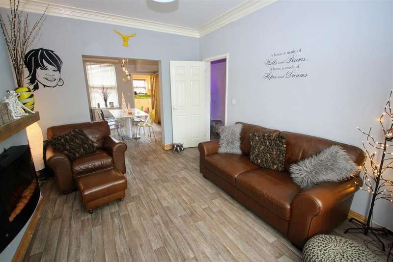 2 Bedrooms Terraced House for sale in Russell Street, Darlington