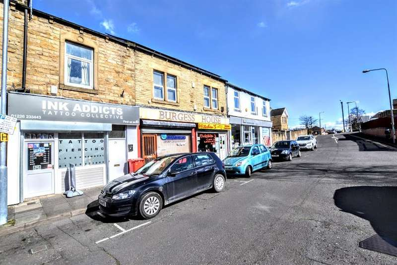 1 Bedroom Shop Commercial for sale in Doncaster Road, Barnsley, South Yorkshire, S70 1TL