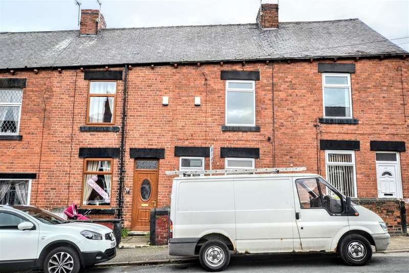 2 Bedrooms Terraced House for sale in John Street, Wombwell, Barnsley, S73 8LW