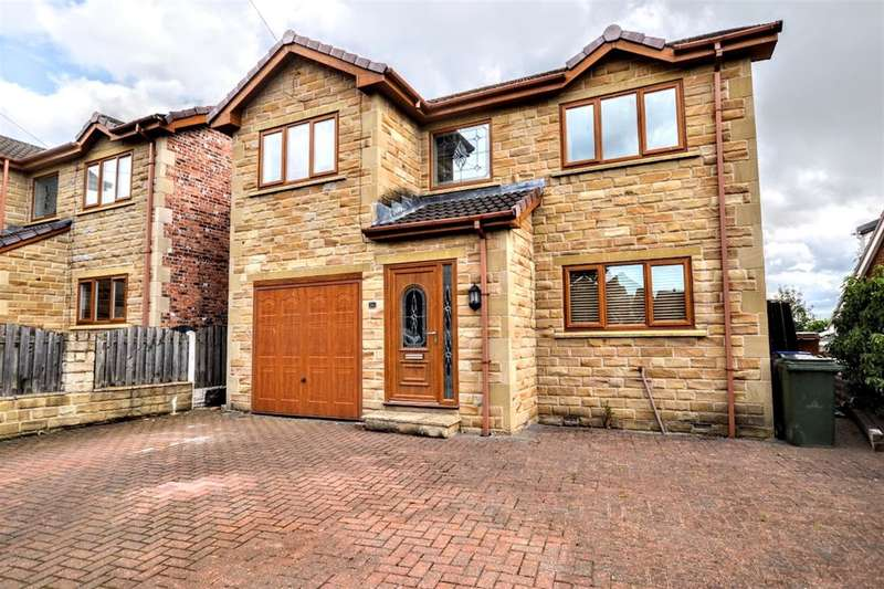 4 Bedrooms Detached House for sale in Brentwood Close, Hoyland, Barnsley, S74 0LP