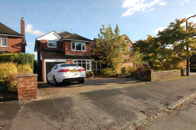 4 Bedrooms Detached House for sale in Hyperion Road, Stourton, DY7 6SB