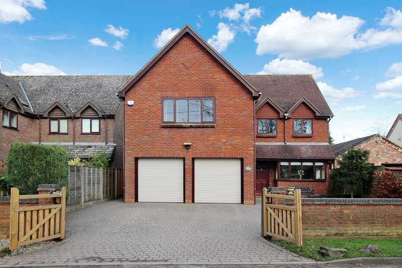 4 Bedrooms Detached House for sale in Banks Green, Redditch, B97 5SU