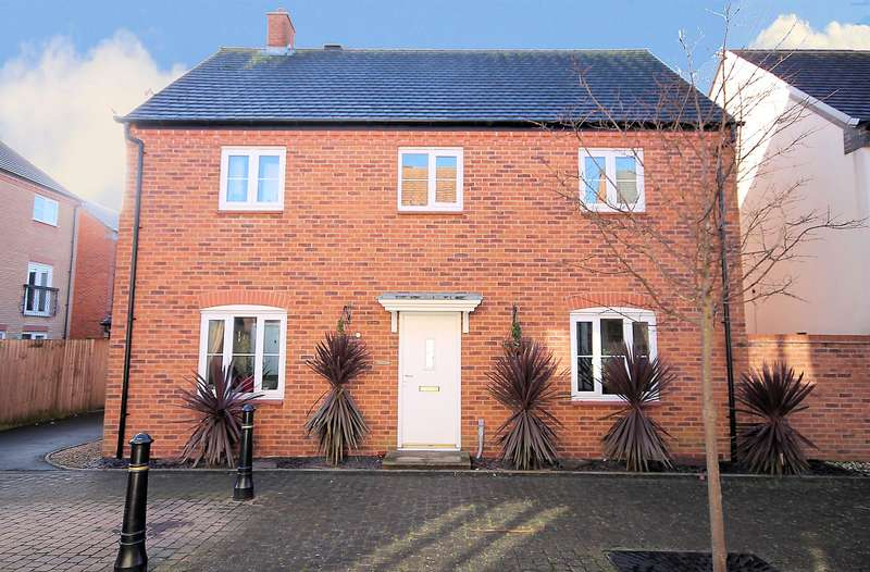 4 Bedrooms Detached House for sale in Pewter Court, Wilnecote, Tamworth, B77 5FX