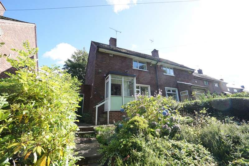 2 Bedrooms Semi Detached House for sale in Horninglow Close, Firth Park, Sheffield, S5 6SH
