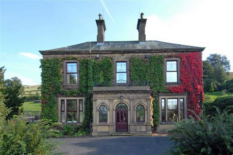 6 Bedrooms Detached House for sale in Skipton Old Road, Foulridge