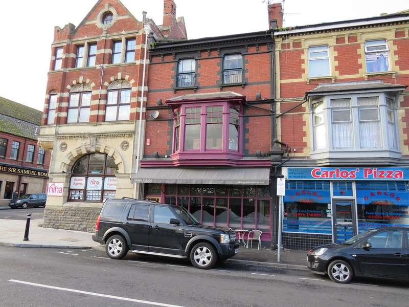 Commercial Property for sale in Broad Street, Barry