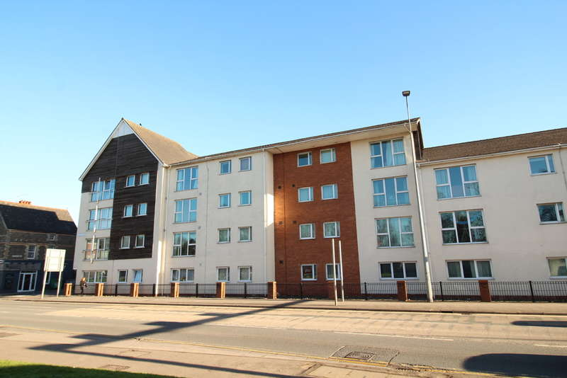 1 Bedroom Flat for sale in Blackweir Terrace, Cardiff