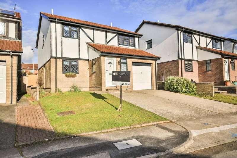4 Bedrooms Detached House for sale in Norwood, Thornhill, Cardiff