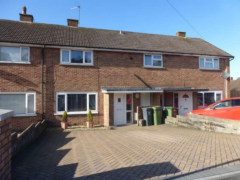 2 Bedrooms Terraced House for sale in Bridgwater Road, Llanrumney, Cardiff
