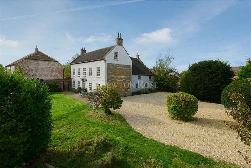 5 Bedrooms Detached House for sale in Chestnut Farm, Sedgebrook