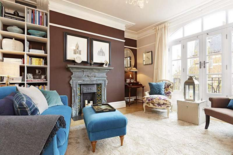 2 Bedrooms Apartment Flat for sale in Addison Gardens, Brook Green, London, W14