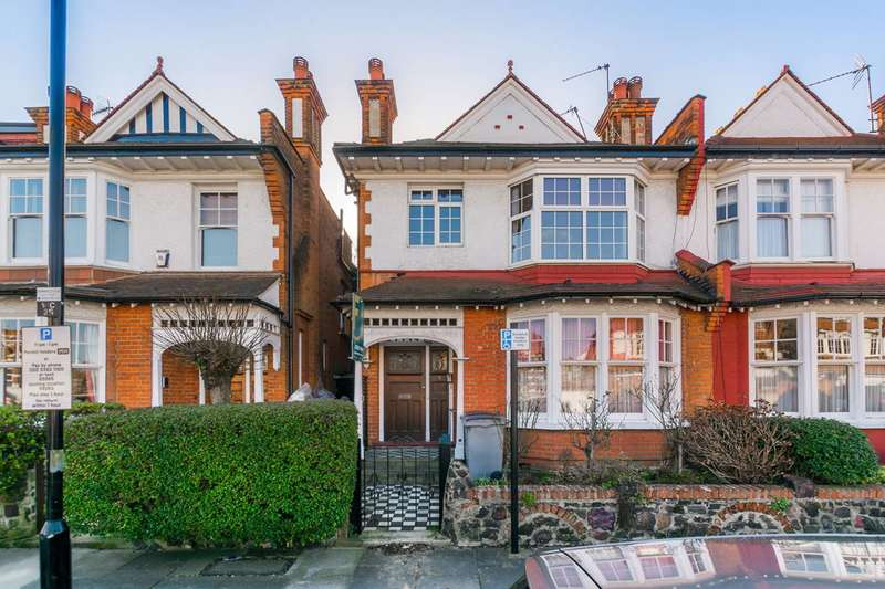 2 Bedrooms Maisonette Flat for sale in Woodberry Crescent, Muswell Hill, N10