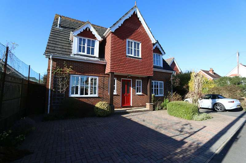 3 Bedrooms Detached House for sale in Enborne Grove, Newbury, Berkshire, RG14