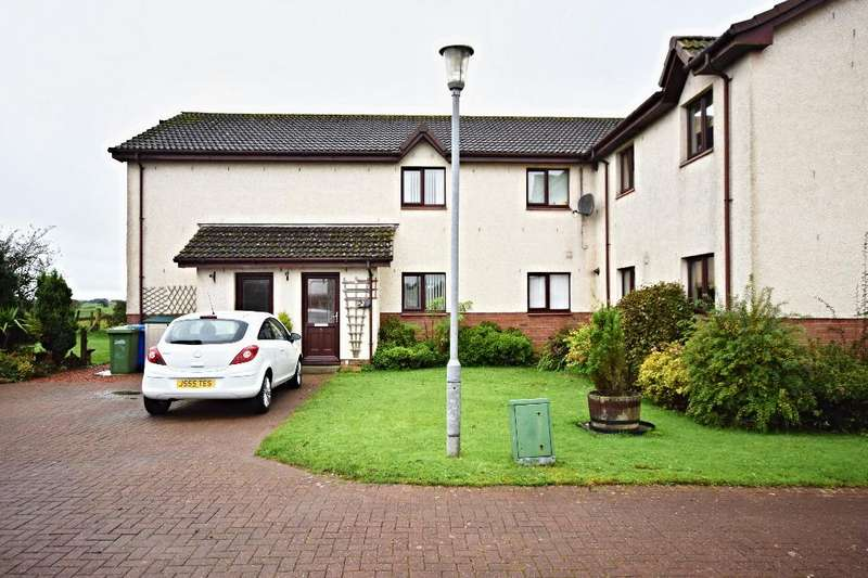 2 Bedrooms Flat for sale in Carbieston Court, Coylton, South Ayrshire, KA6 6PY