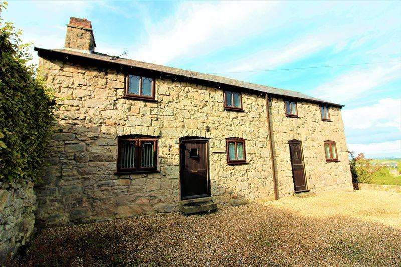 3 Bedrooms Cottage House for sale in Ruthin Road, Mold