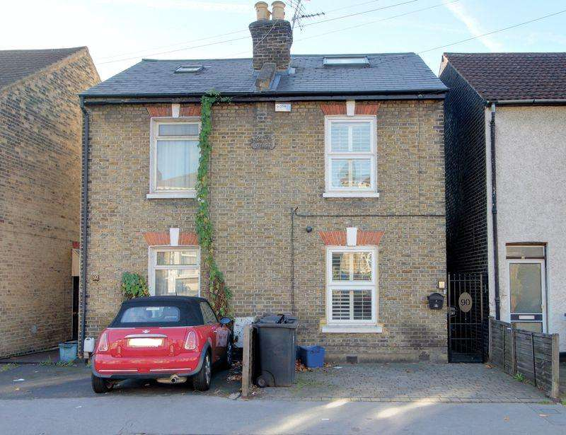 3 Bedrooms Semi Detached House for sale in Selsdon Road, South Croydon