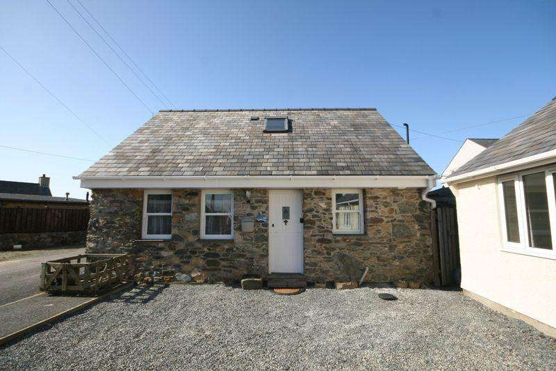 2 Bedrooms Cottage House for sale in Cemaes Bay, Anglesey