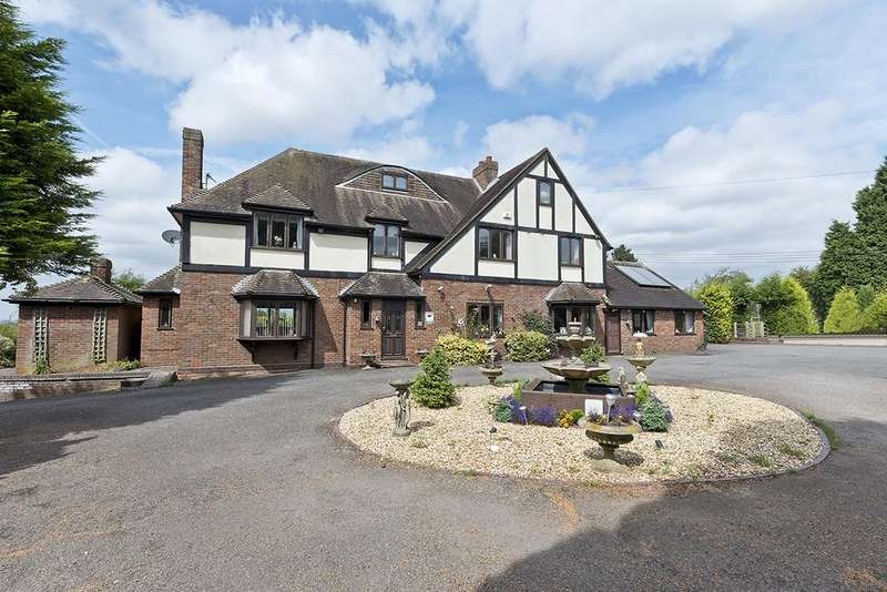 6 Bedrooms Detached House for sale in Green End Road, Fillongley