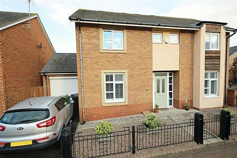 4 Bedrooms Detached House for sale in Lynwood Way, South Shields, Tyne And Wear