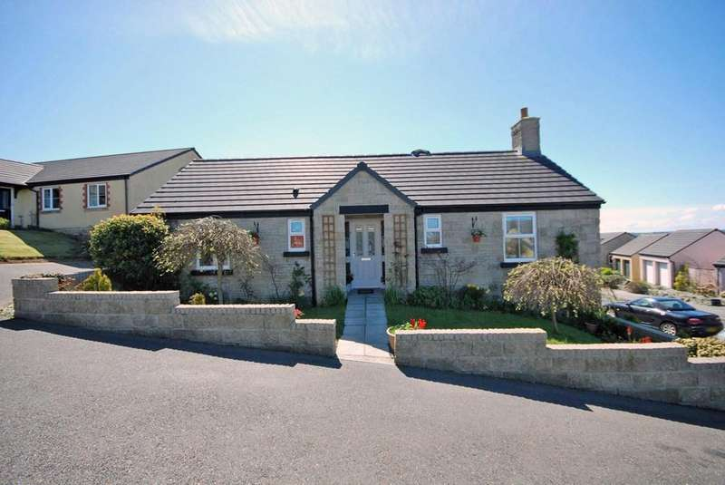 3 Bedrooms Detached Bungalow for sale in Truro, South Cornwall, TR1