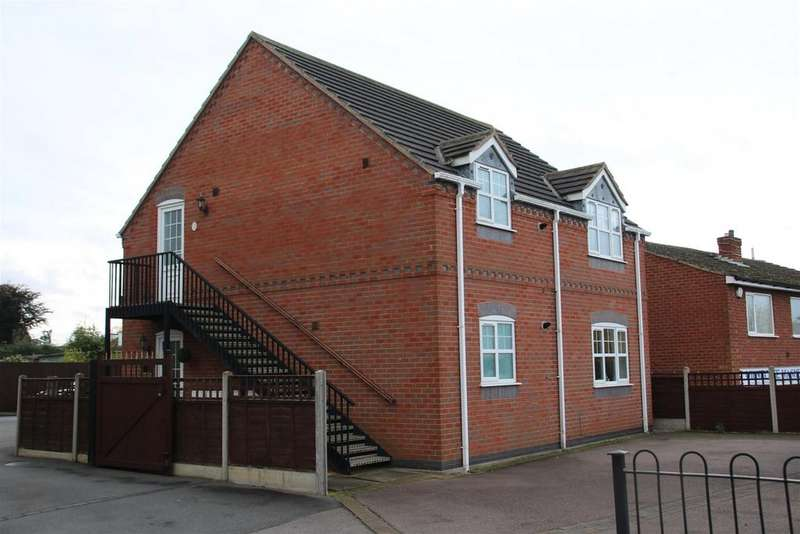 1 Bedroom Apartment Flat for sale in Bowling Green Avenue, Wilnecote, Tamworth