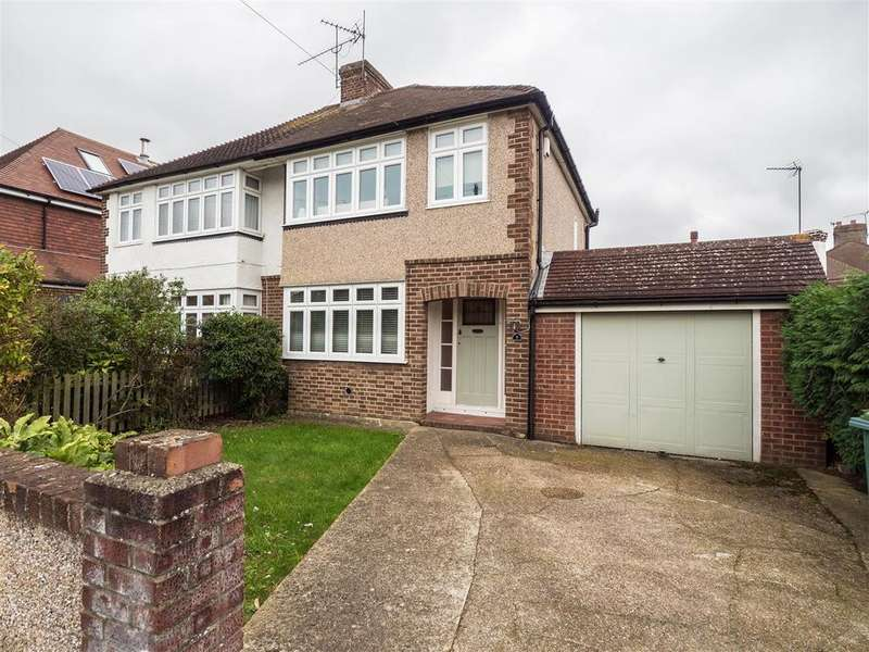 3 Bedrooms Semi Detached House for sale in Rosemary Road, Bearsted, Maidstone