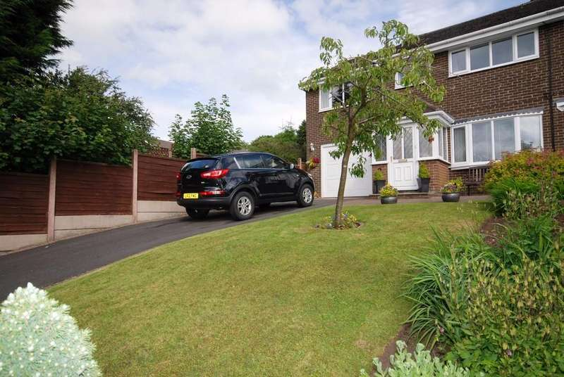 4 Bedrooms Semi Detached House for sale in Berwick Road, Buxton