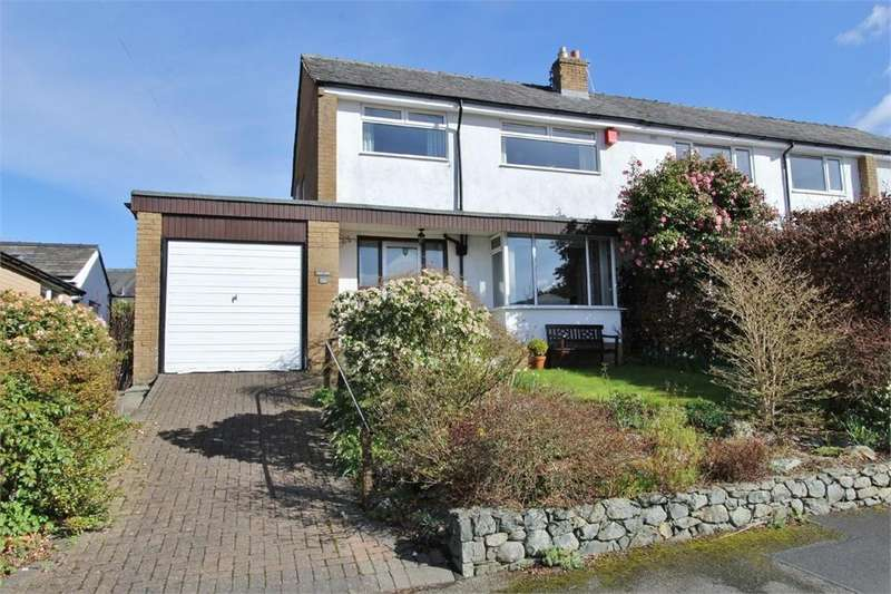 3 Bedrooms Semi Detached House for sale in 53 High Portinscale, Portinscale, Keswick, Cumbria