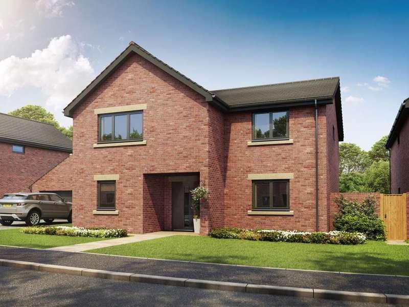 5 Bedrooms Detached House for sale in Woodburn Gardens, Salutation Road, Darlington