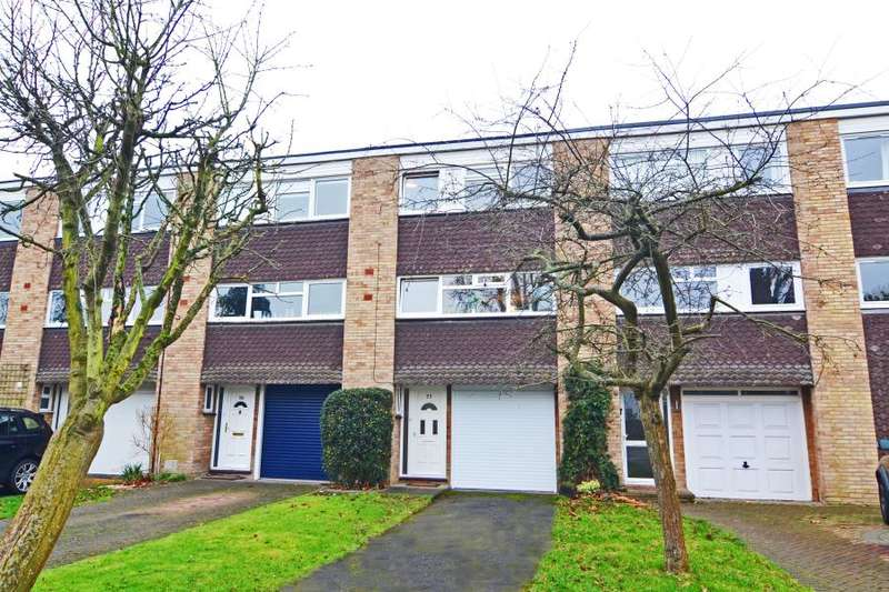 4 Bedrooms Terraced House for sale in Cambridge Road, Teddington, TW11