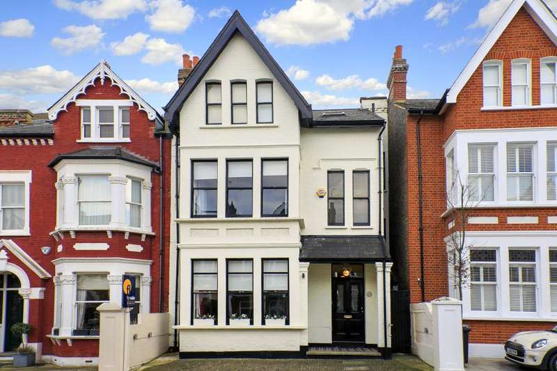 6 Bedrooms House for sale in Lancaster Park, Richmond