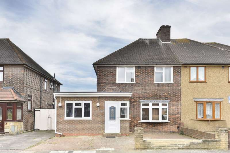 5 Bedrooms Semi Detached House for sale in Waterbeach Road, Dagenham, RM9